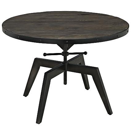 Grasp Wood Top Coffee Table