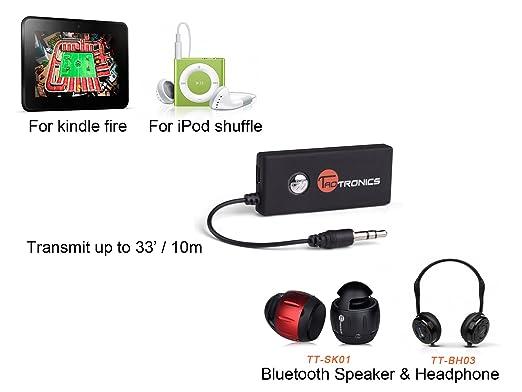 Amazon com: TaoTronics TT-BA01 Wireless Portable Bluetooth