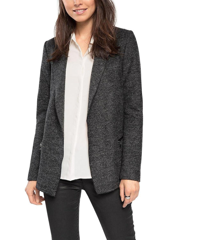 ESPRIT Collection Damen Jacke Woll-Mix Qualität günstig online kaufen
