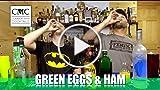 Green Eggs & Ham Cocktail (No Eggs, No Ham)