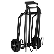 Norris 400 180-Pound Capacity Telescoping Utility Cart