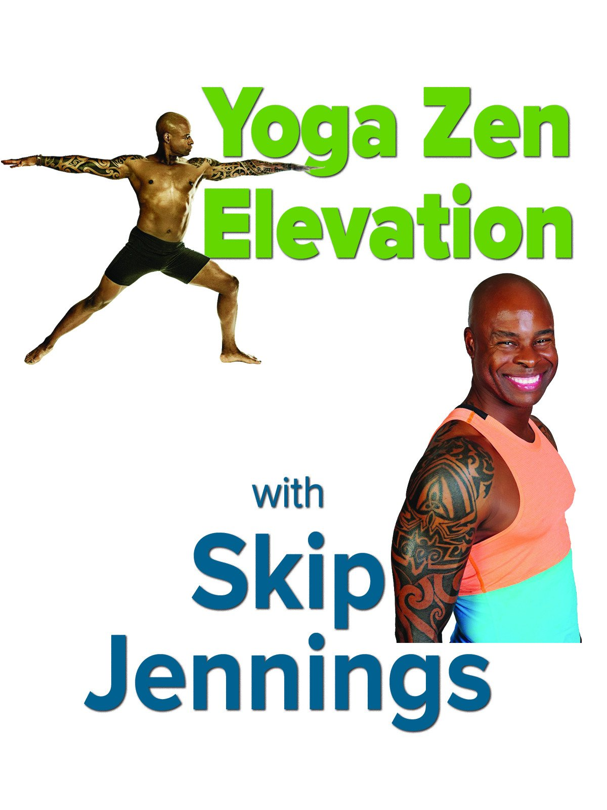 Yoga Zen Elevation with Skip Jennings on Amazon Prime Video UK