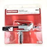 Craftsman Auto-Adjust Push Peg Clamp 949808 (Color: Red, Silver, Black)