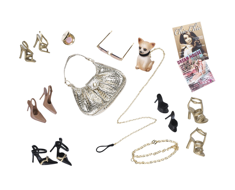 Barbie R9929 Basics Look 02 Collection 001 gold günstig online kaufen