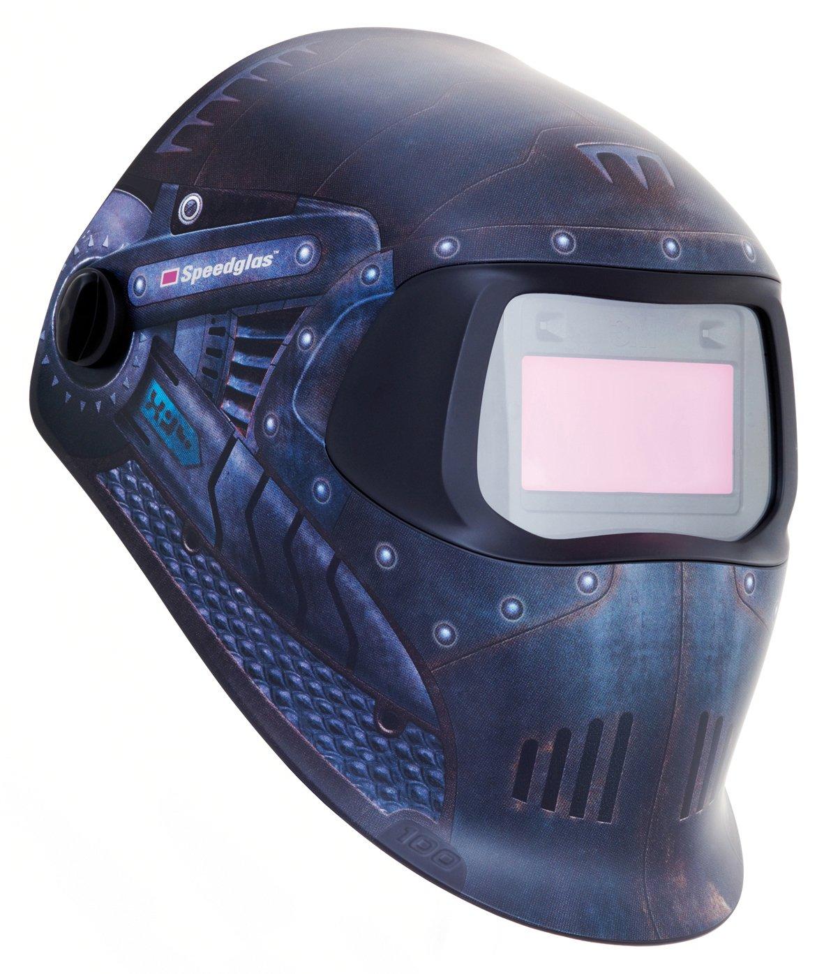 3M Speedglas 100V Trojan Warior, Schweißmaske, H751620  BaumarktÜberprüfung und Beschreibung