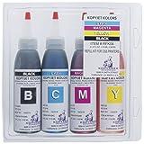 Refillable Ink Set for Kwikscan Kopykake VIII