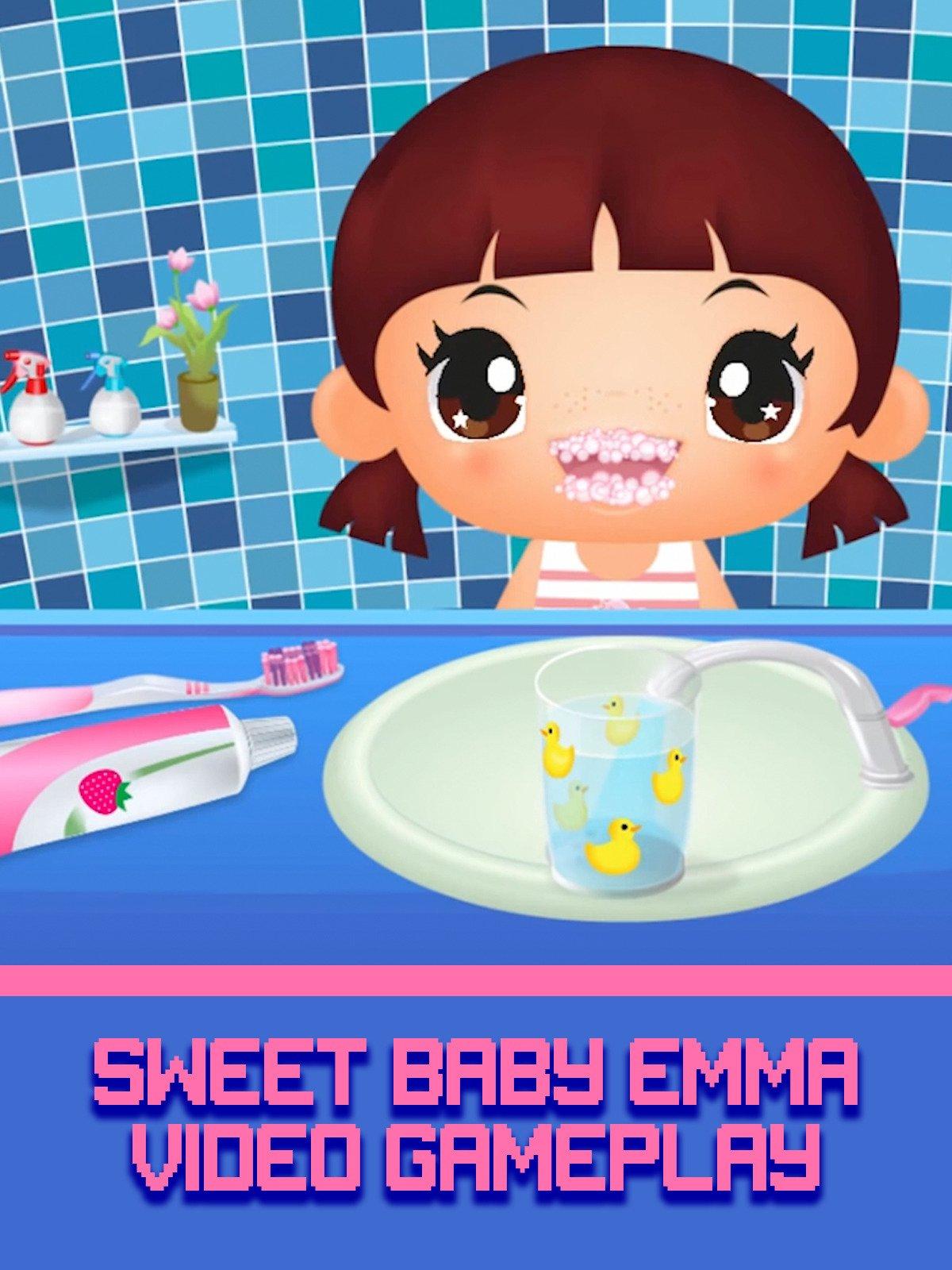 Clip: Sweet Baby Emma