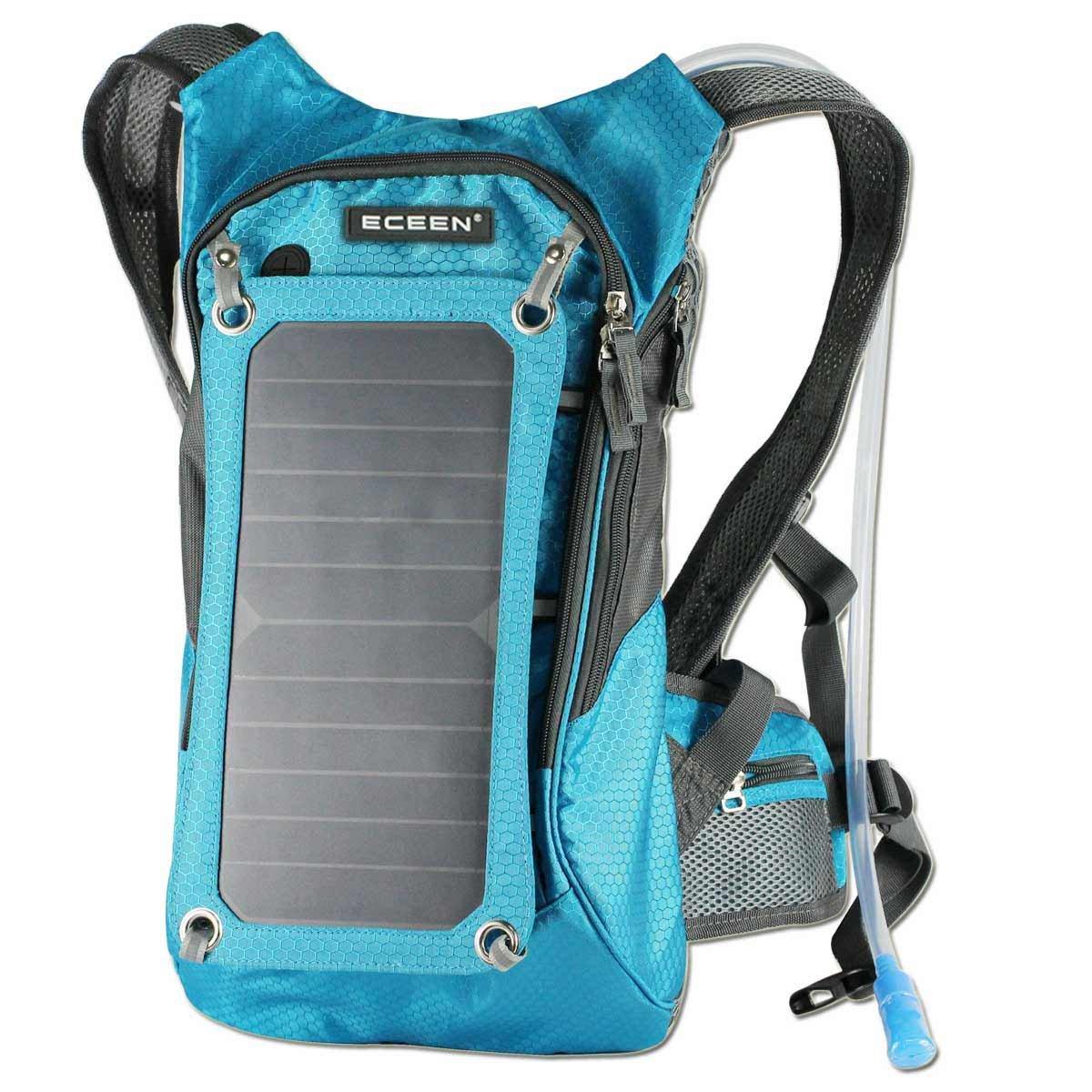 У владельца такого рюкзака все устройства всегда будут заряжены