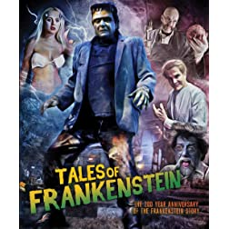 Tales of Frankenstein [Blu-ray]