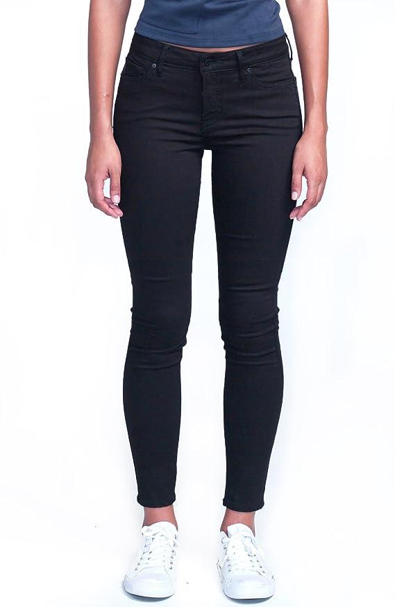 Armani Exchange Womens Super Skinny Tech Jean