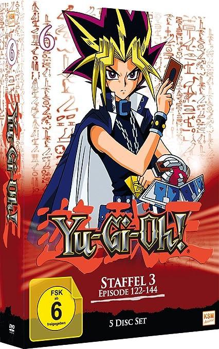 Yu-Gi-Oh! - Staffel 3.2