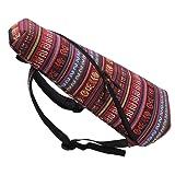 Glenmi Bohemian Ukulele Case Bag for Tenor Ukulele 26'',10mm Sponge Padded(Tenor,Bohemian 1) (Color: Bohemian 1, Tamaño: Tenor)