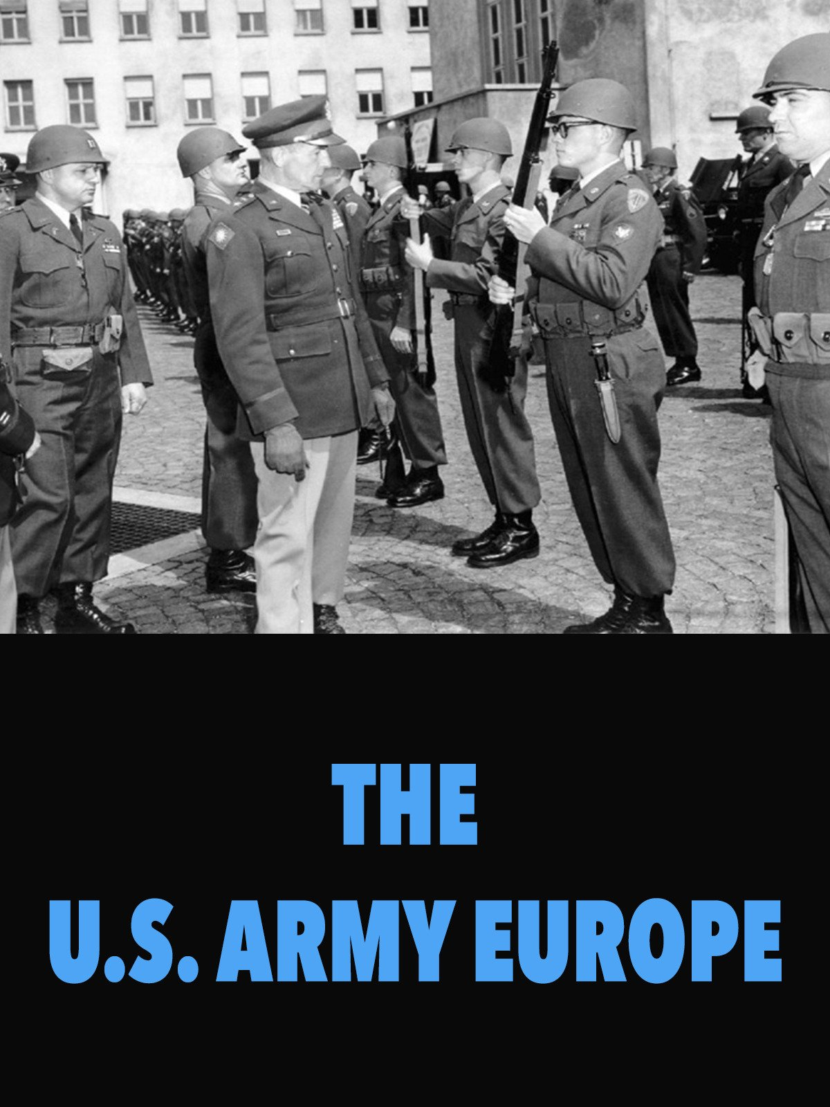 The U.S. Army Europe