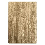 Sizzix 3-D Texture Fades Embossing Folder - 662718 Lumber by Tim Holtz
