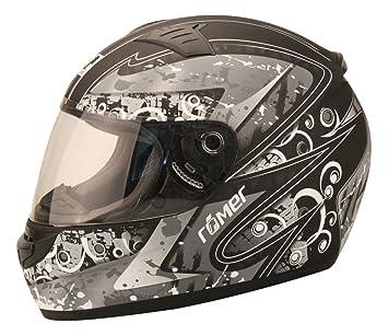 Römer Helmets 200305 Casque Intégral Frankfurt, Gris, Taille XL