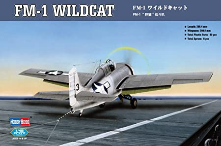 Hobby Boss 80329 FM-1 Wildcat 1:48 Plastic Kit Maquette