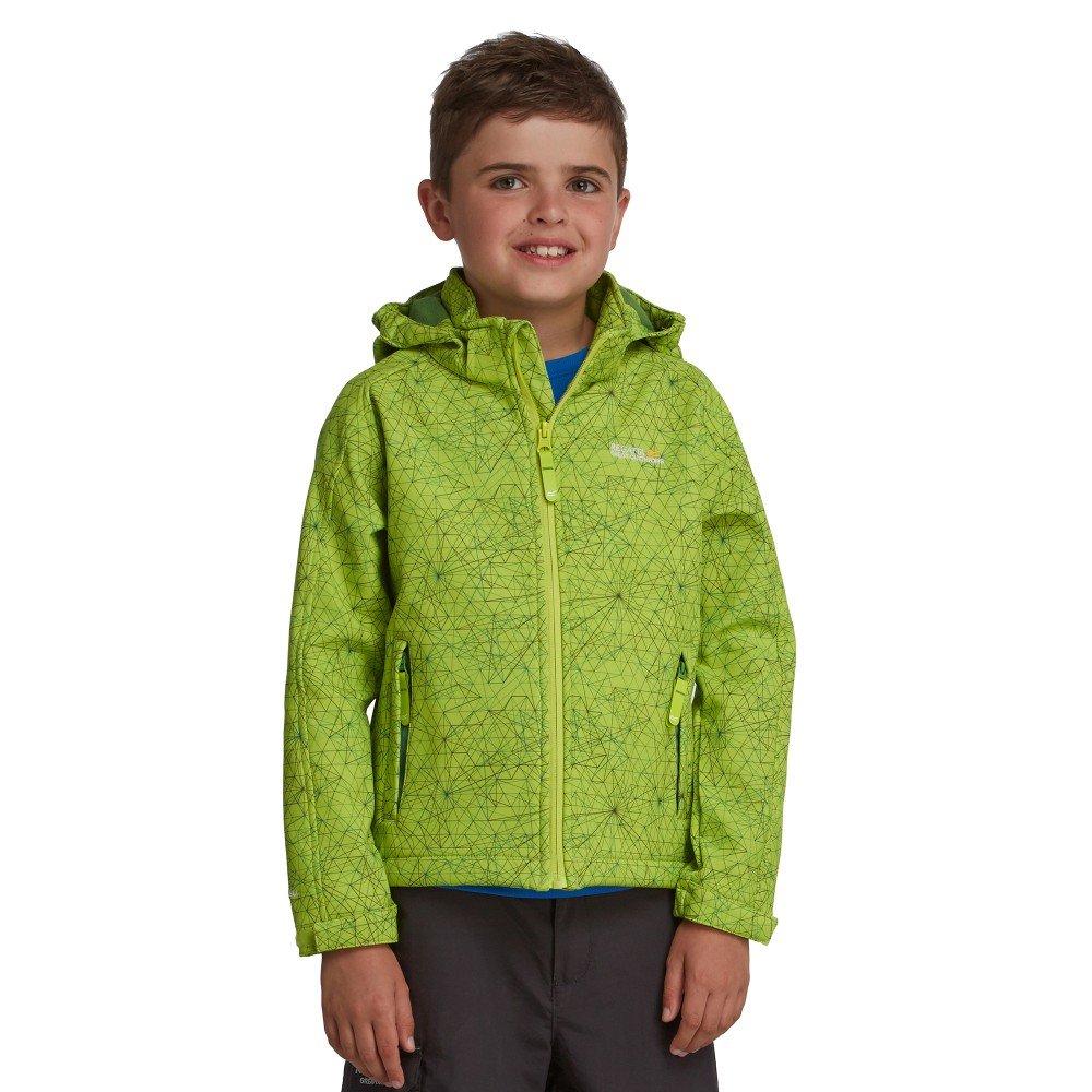Regatta Clopin Kinder Shoftsehll Jacke online bestellen
