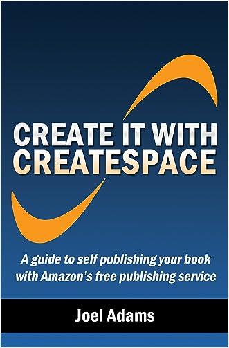 Create It With CreateSpace