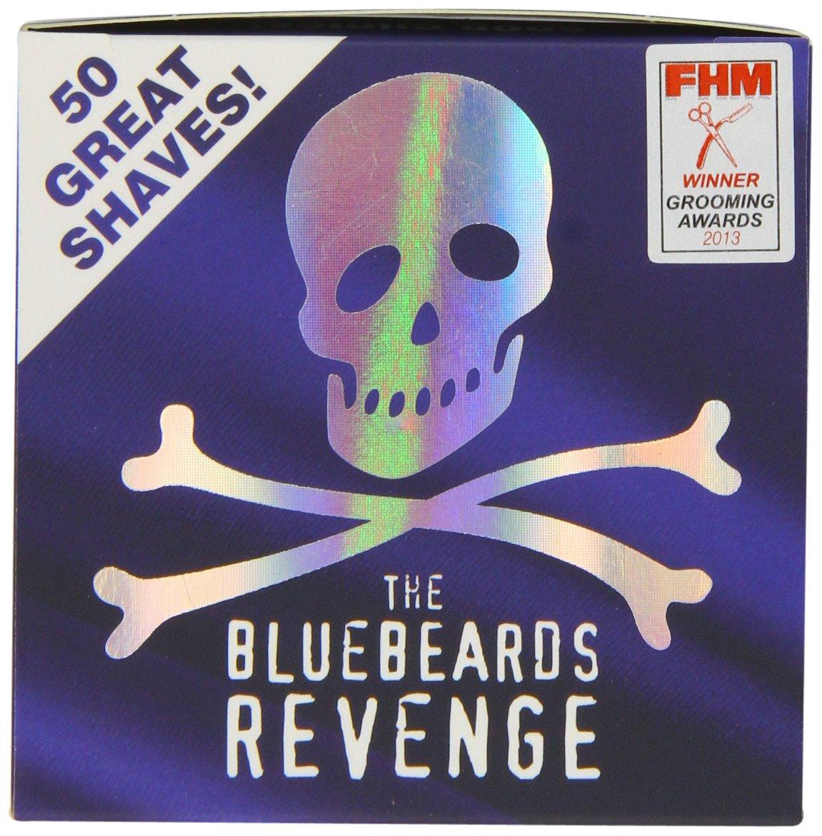Bluebeards Revenge Luxury Shaving Cream 100ml sweet revenge