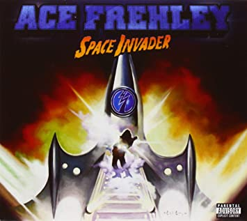 Amazon.com: Ace Frehley: Space Invader: Music