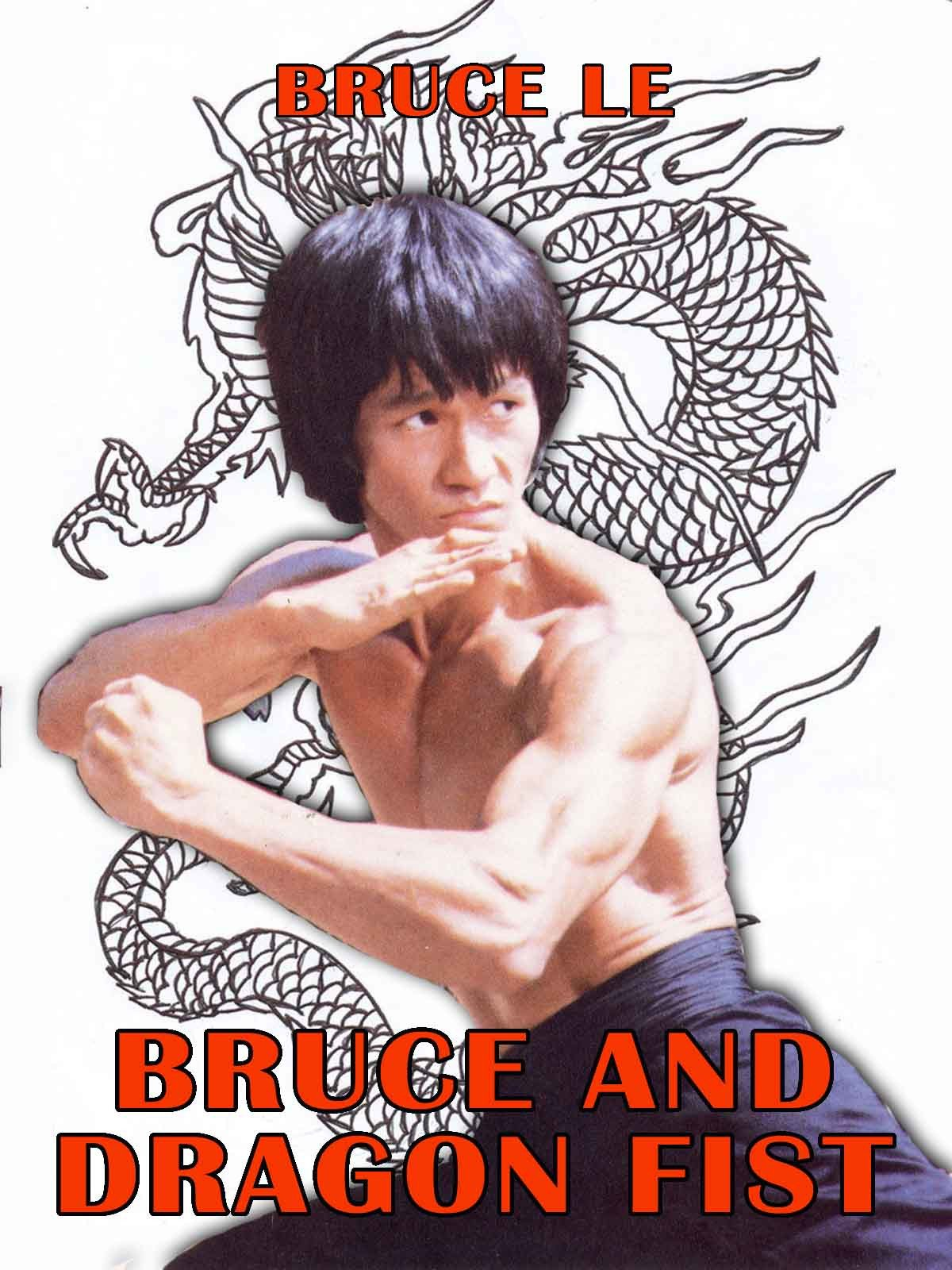 Bruce and Dragon Fist