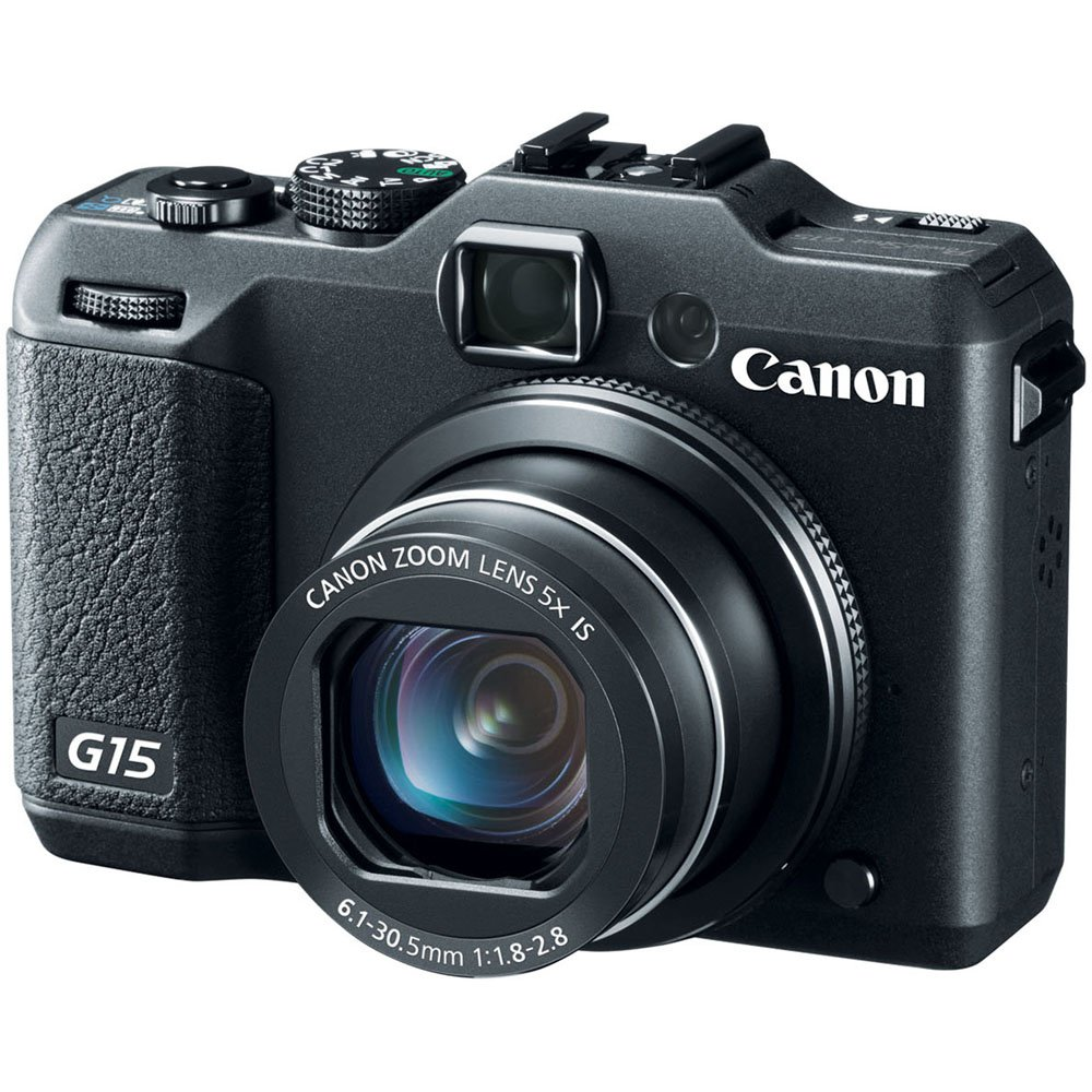 m y nh canon powershot g15 12mp digital camera with 3 inch lcd. Black Bedroom Furniture Sets. Home Design Ideas