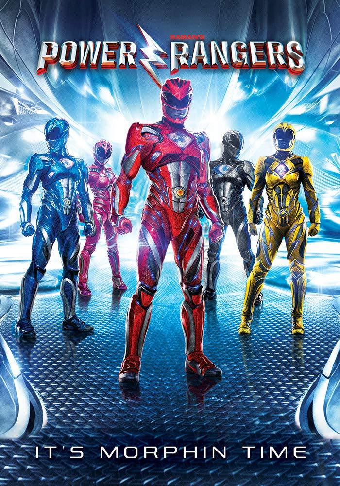 Saban's Power Rangers (4K UHD)