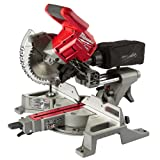 Milwaukee M18 FUEL 18-Volt Lithium-Ion Brushless Cordless 7-1/4 in. Dual Bevel Sliding Compound Miter Saw (Tool-Only)