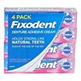 Fixodent 83515968 Denture Adhesive 9.6 oz.