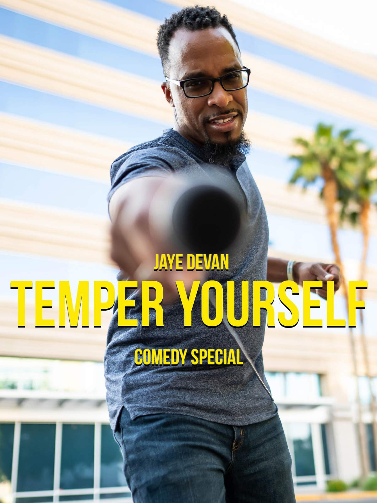 Jaye Devan: Temper Yourself on Amazon Prime Video UK