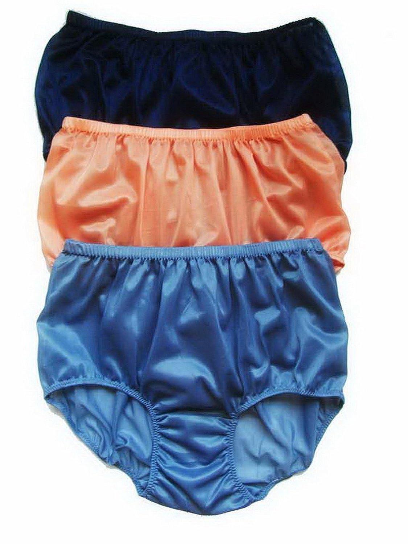 Höschen Unterwäsche Großhandel Los 3 pcs LPK19 Lots 3 pcs Wholesale Panties Nylon bestellen
