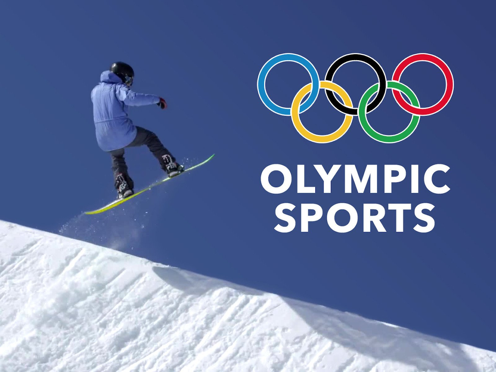 Clip: Olympic Sports - Season 1