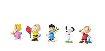 Schulz - 335035 - Snoopy - Pack De 5 Figurines