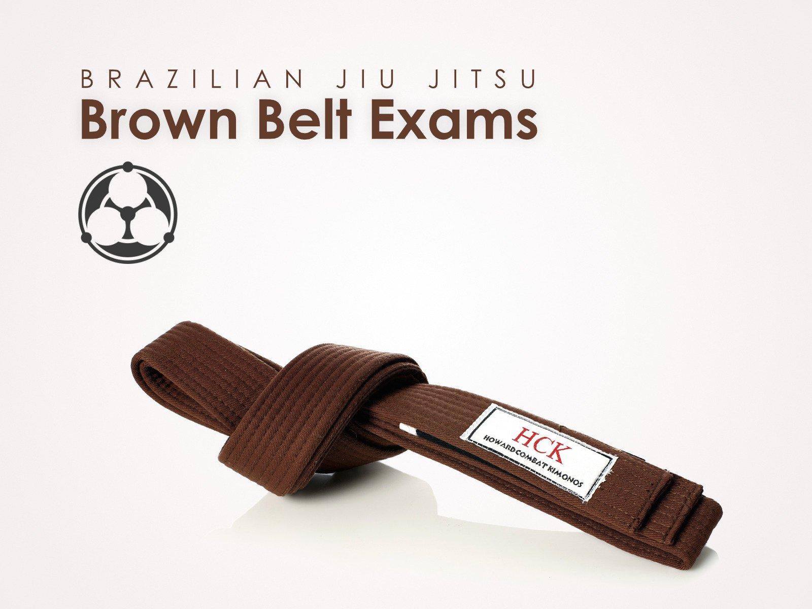 Brazilian Jiu Jitsu: Brown Belt Exams - Season 1