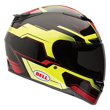 Bell Casques 7050206 Street 2015 RS-1 High Visibility Speed Adult Casque, Medium