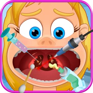 Throat Doctor Kids FREE from Beansprites LLC