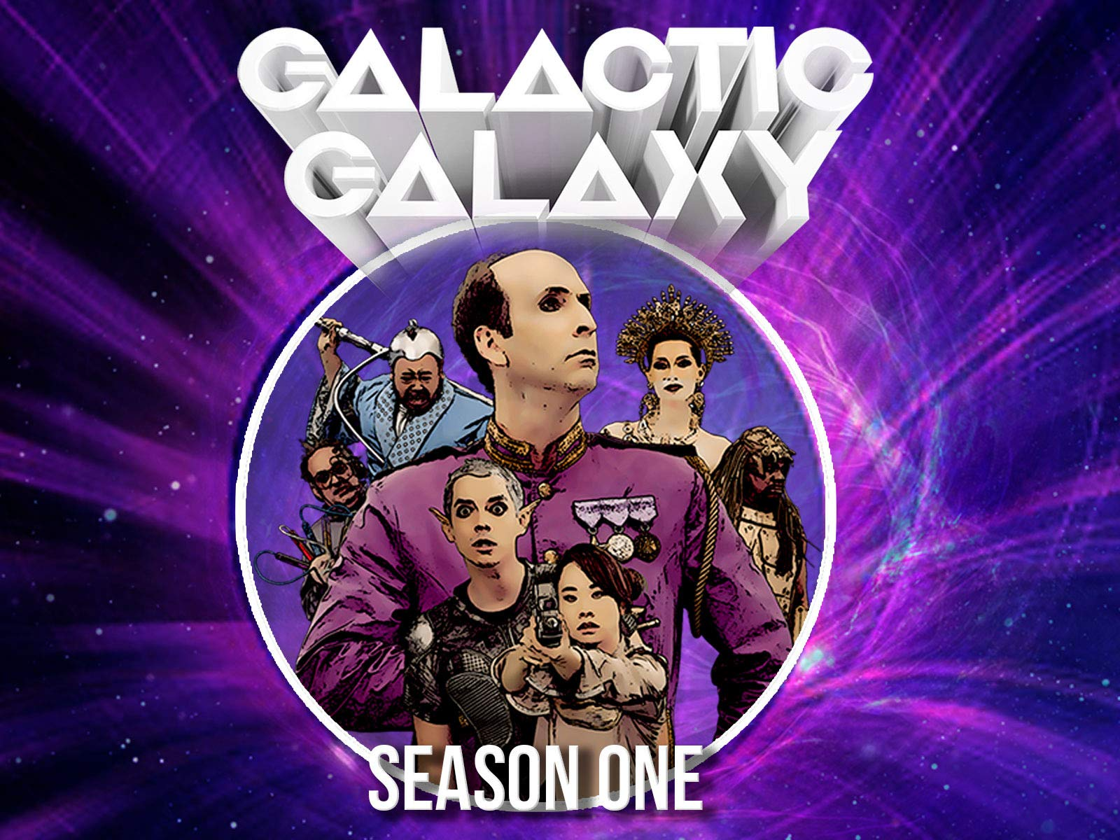 Galactic Galaxy - Season 1