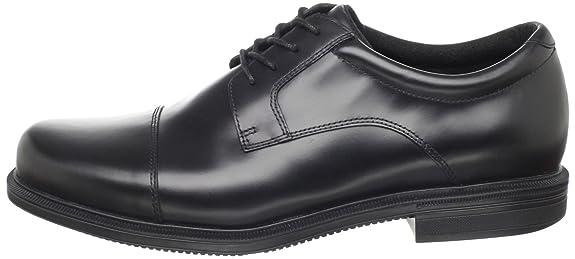 海淘乐步皮鞋:Rockport 乐步系带正装男鞋