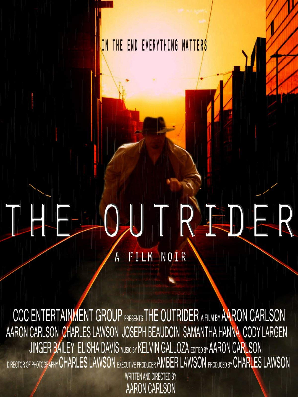 The Outrider on Amazon Prime Video UK