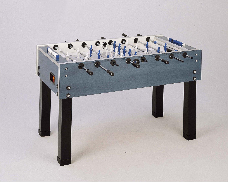 """Tischfußball """"G-500"""" wetterfest (143 x 125 x 88 cm, blau, Standardstangen) jetzt kaufen"""