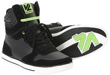 V Quattro Design V4S-TWIBANNER-BK7.5 Basket de Moto Twich Banner Noir Taille 41