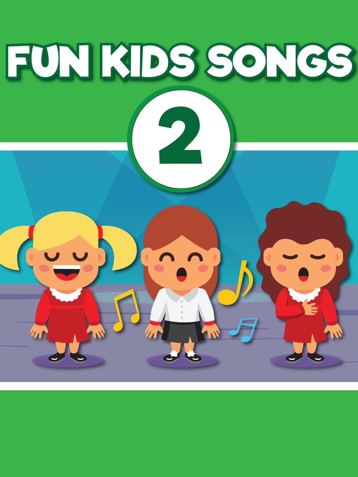 Fun Kids Songs 2 on Amazon Prime Video UK