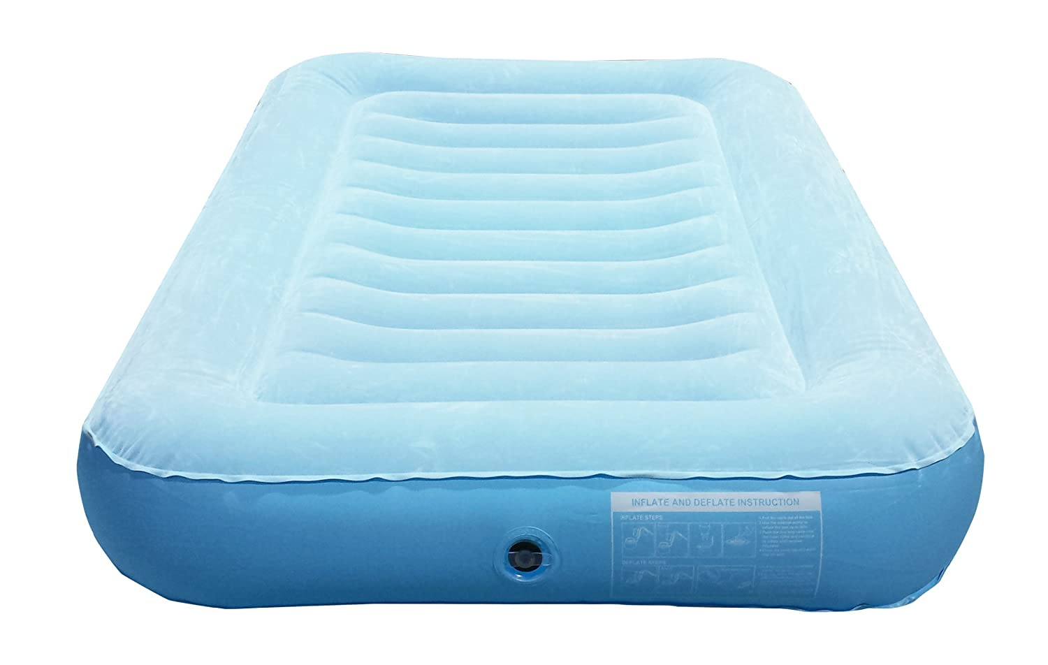 Top 10 Best Inflatable Travel Beds For Kids Reviews 2019