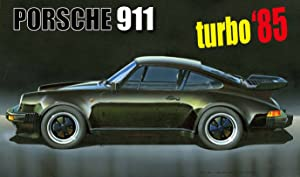 1/24 Enthusiast Model Series No.1 Porsche 911 Turbo 85
