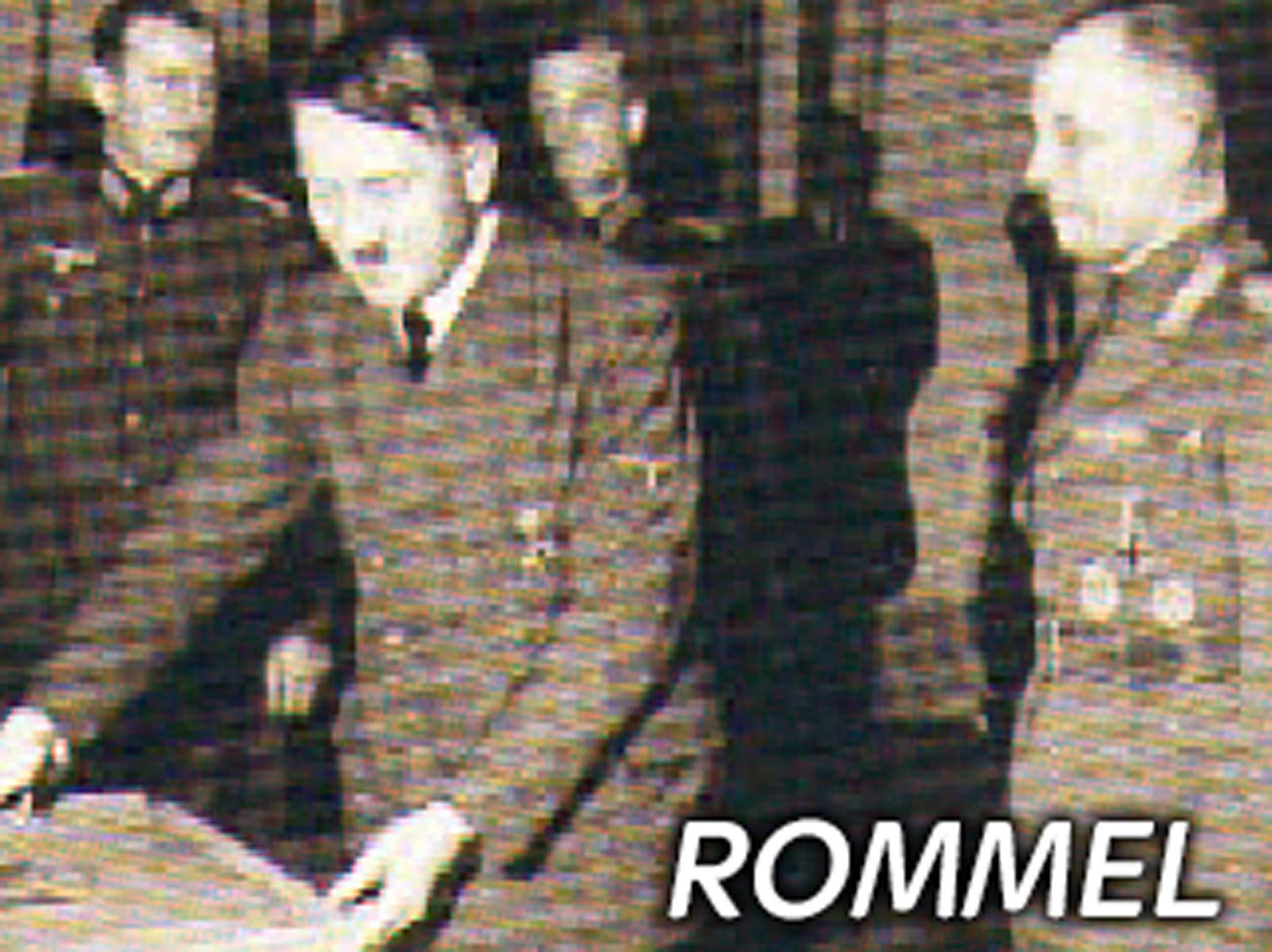 Rommel on Amazon Prime Video UK