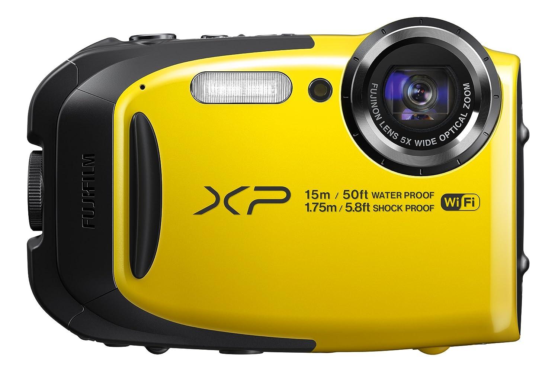 FUJIFILM デジタルカメラ XP80
