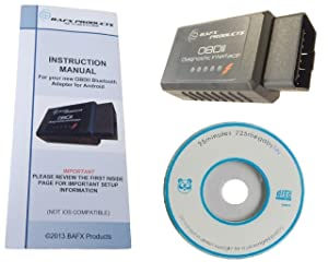 BAFX Products - Bluetooth OBD2 scan tool