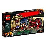 レゴ スーパー・ヒーローズ スパイダーマン:ドクター・ストレンジの神聖な館 76060