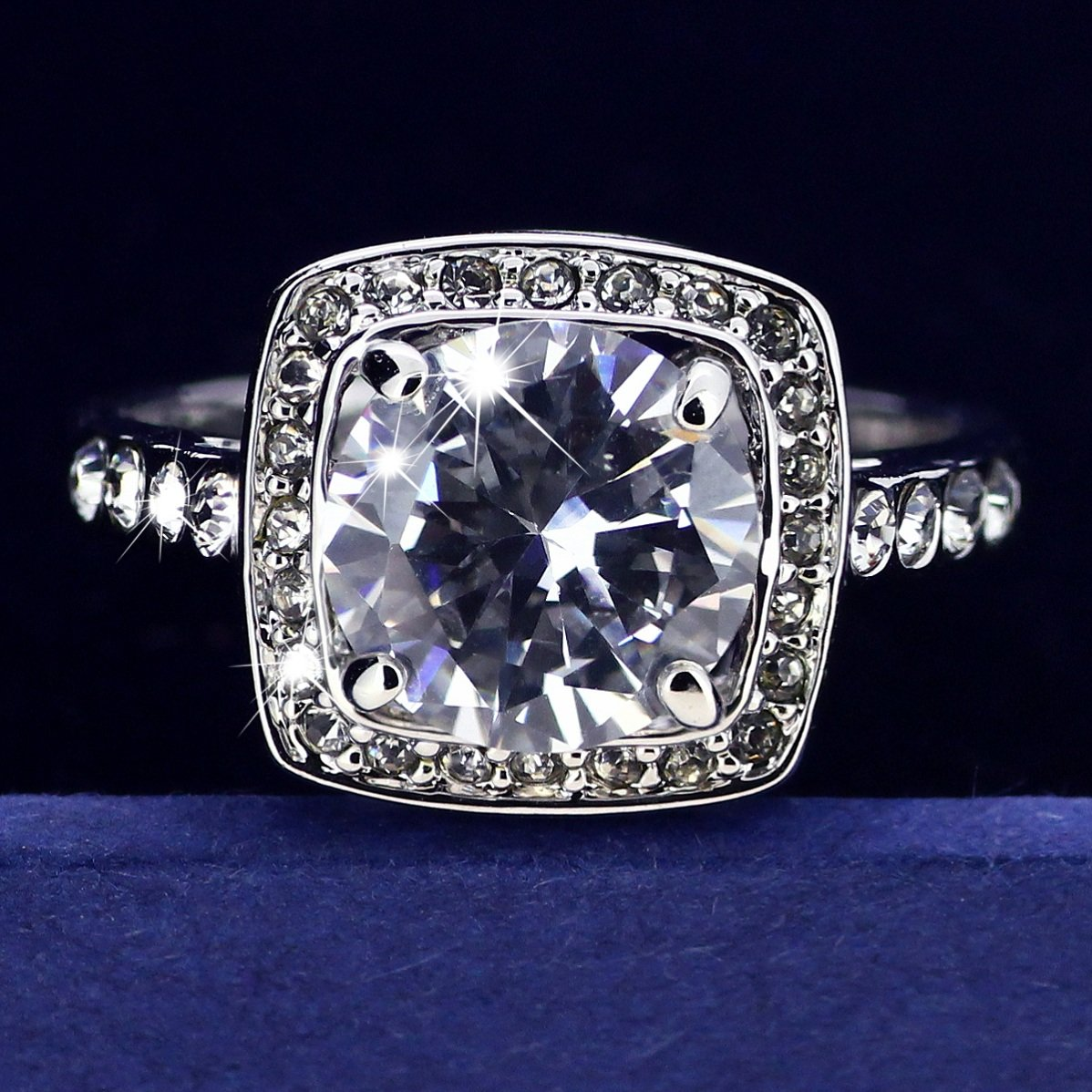 Wedding Rings for Women Cheap and Beautiful Wedding Ring by Amazon