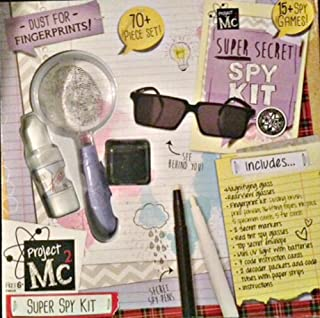Project MC2 Super Spy